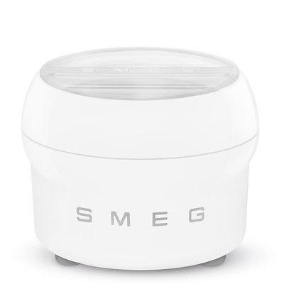SMEG Accessoire pour Machine à Crème Glacée, Inox 1.1Lt Contenant W/Accessories