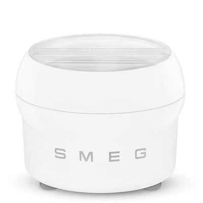 SMEG Ice Cream Maker Accessory, Ss 1.1Lt Container W/Accessories