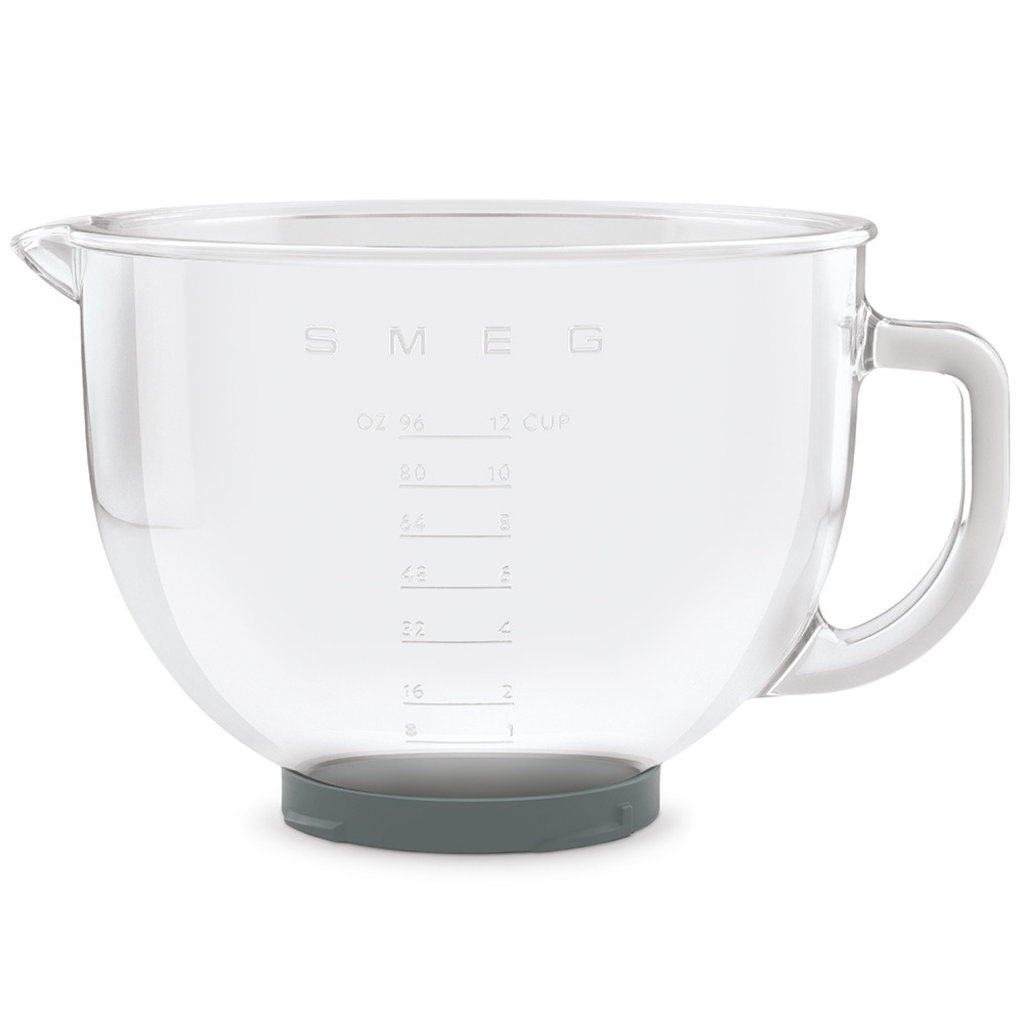 SMEG Glass Bowl For Use With Smf02 Stand Mixer