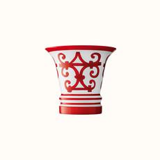 HERMES Balcon Du Guadalquivir Vase Petit Modèle 5'' - 14 Cm