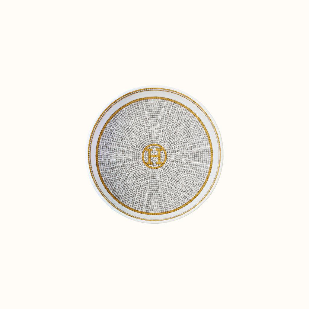 HERMES Mosaique Au 24 Or Coupelle 13 Cm