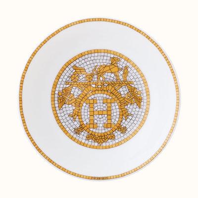 HERMES Mosaique Au 24 Or Coupelle À Soja 3.9'' - 10 Cm