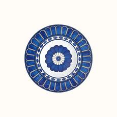 HERMES Bleus D'ailleurs Assiette À Pà¢Tes 9.4'' - 21 Cm