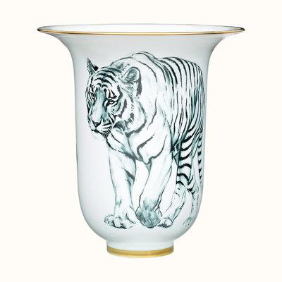 HERMES Carnets D'équateur Grand Vase 27 Cm