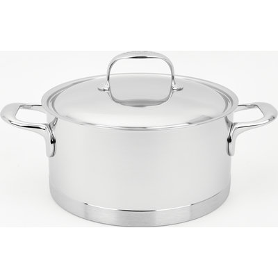 DEMEYERE Atlantis Dutch Oven Sauce Pot With Lid 4 L