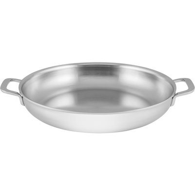 "DEMEYERE Multifunction 12.6"" 7-Ply Double Handled Skillet"