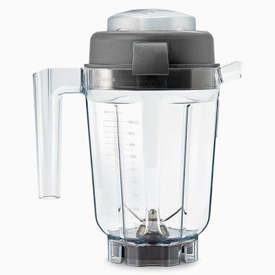 VITAMIX 32 Oz. Container With Dry Blade, 2-Part Lid & Book