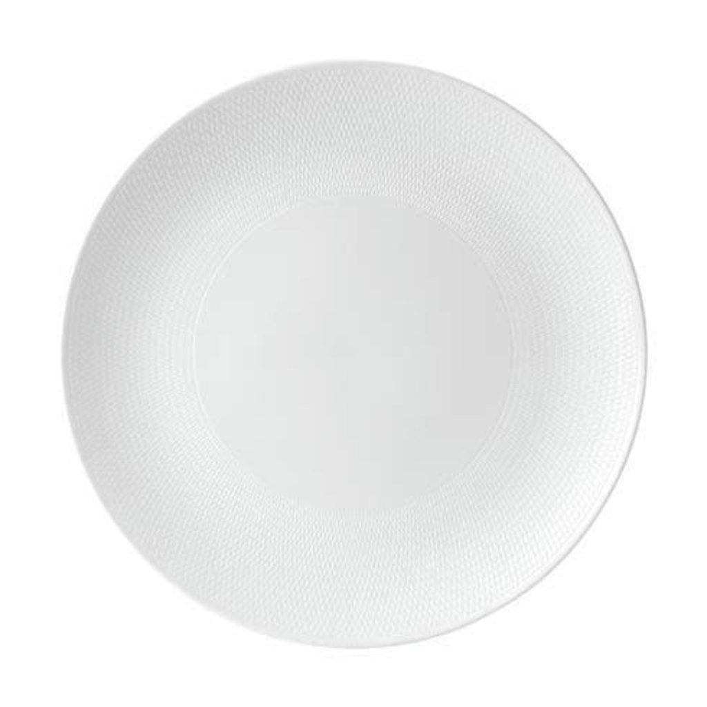 "WEDGWOOD Gio Serving Platter 12.8"""