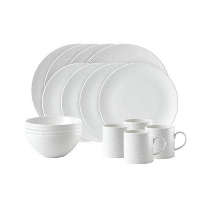 WEDGWOOD Gio 16-Piece Set