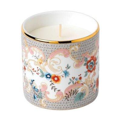 WEDGWOOD Wonderlust Candle Rococo Flowers (White Peony & Orange Blossom)