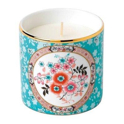 WEDGWOOD Wonderlust Candle Camellia (Green Tea & Aloe)