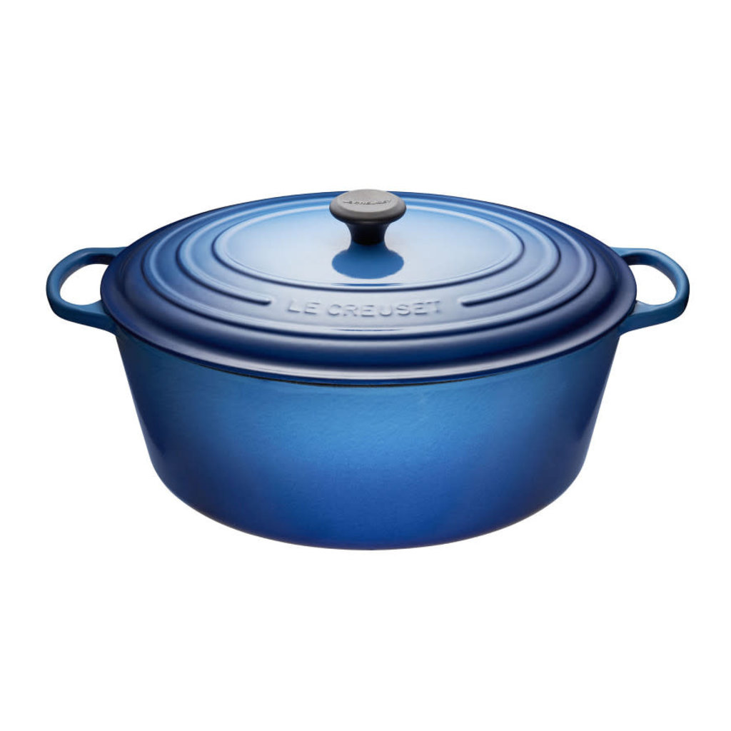 LE CREUSET Signature 13.9 L Goose Pot Blueberry