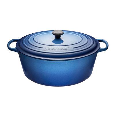 LE CREUSET Signature 13.9 L Goose Pot Blueberry