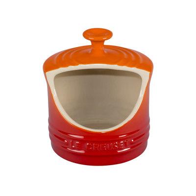 LE CREUSET Original .3 L Salt Crock Flame