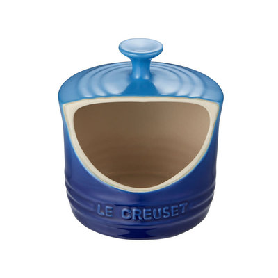 LE CREUSET Original 0,3 L Pot A Sel Bleuet