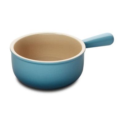 LE CREUSET Original .45 L French Onion Soup Bowl Caribbean