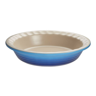LE CREUSET Heritage 23 Cm Pie Dish Blueberry