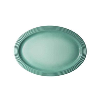 LE CREUSET Classic 46 Cm Oval Serving Platter Sage