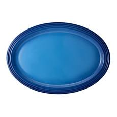 LE CREUSET Classic 46 Cm Oval Serving Platter Blueberry