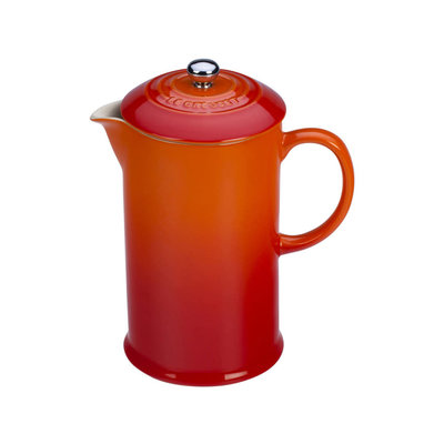 LE CREUSET Classic .8 L French Press Flame