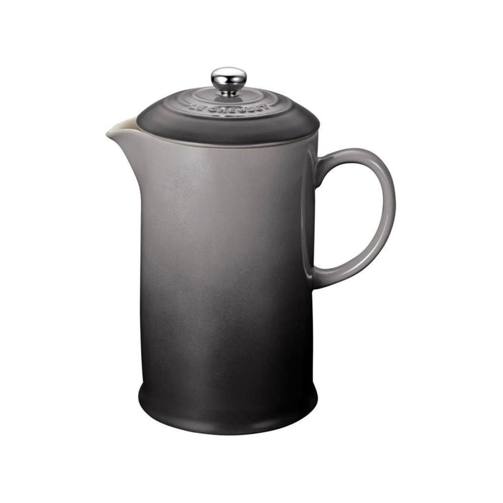 LE CREUSET Classic .8 L French Press Oyster