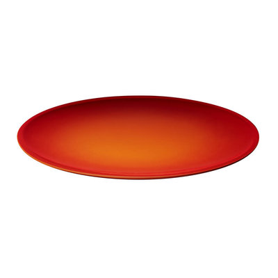 LE CREUSET Minimalist 35 Cm Serving Platter Flame
