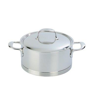 DEMEYERE Atlantis Dutch Oven Sauce Pot With Lid 1.5 L