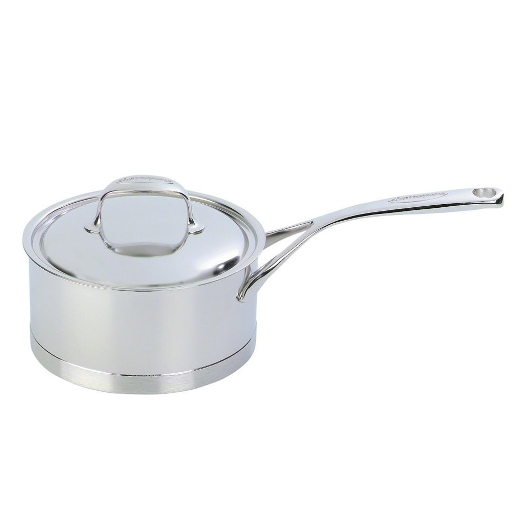 DEMEYERE Atlantis Sauce Pan With Lid 1.5 L