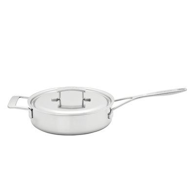 DEMEYERE Industry 5.7L Saute Pan With Lid