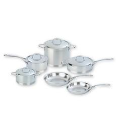 DEMEYERE Atlantis Cookware Ensemble de 10 Morceaux