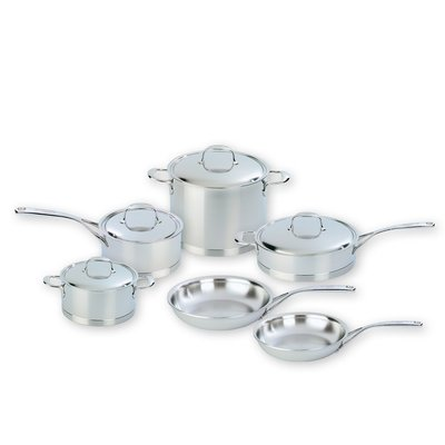 DEMEYERE Atlantis 10-Piece Cookware Set