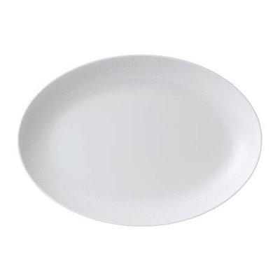 "WEDGWOOD Gio Oval Platter 11.8"""