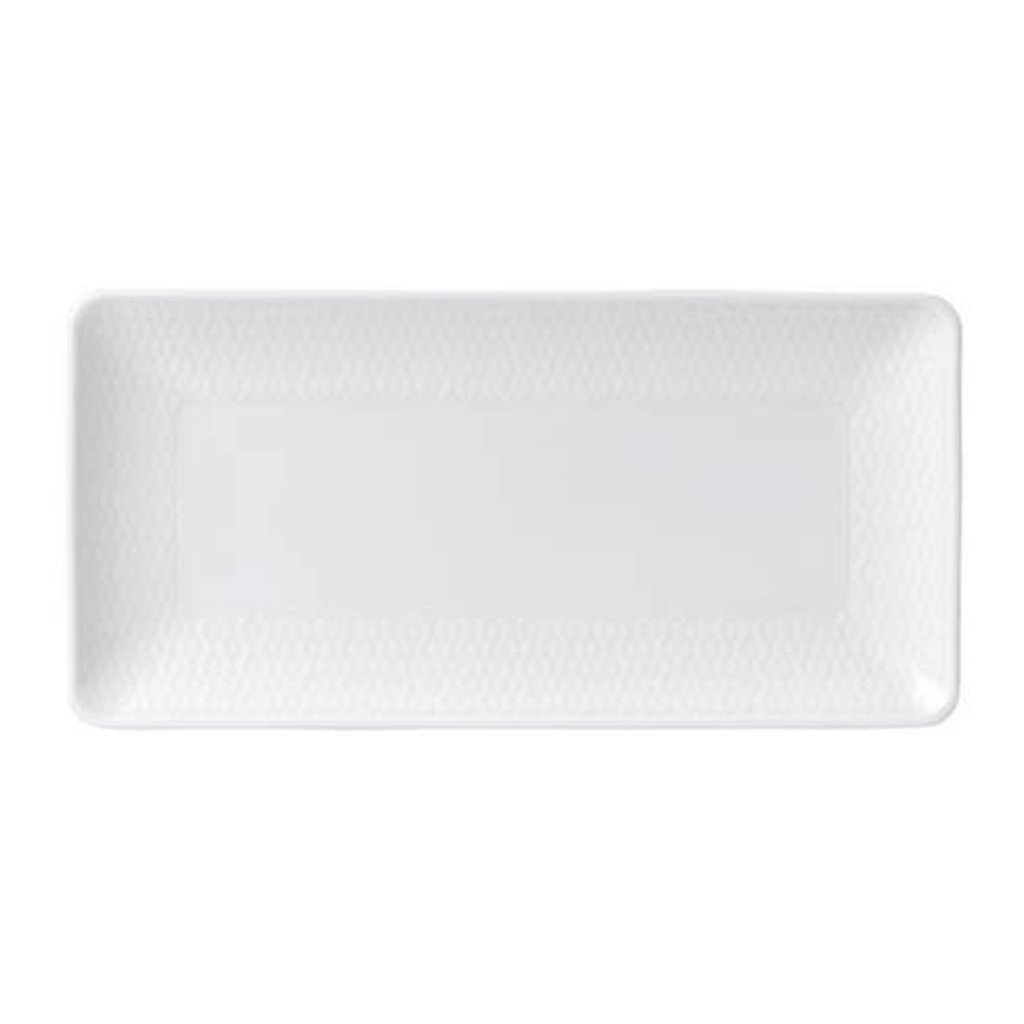 WEDGWOOD Gio Plateau Rectangulaire 8.3""