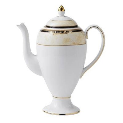 WEDGWOOD Cornucopia Coffeepot 1.6 Pt/30.7 Oz