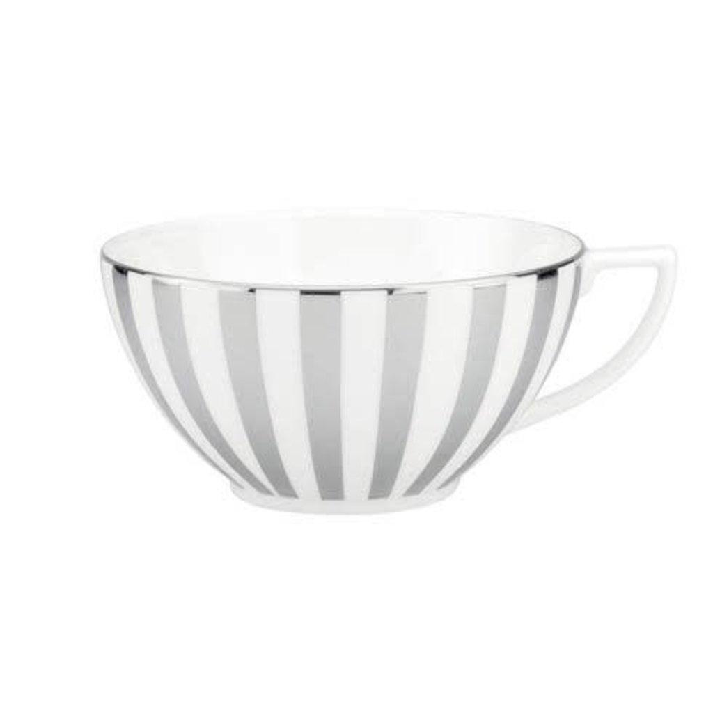 WEDGWOOD Jasper Conran Platinum Teacup Striped