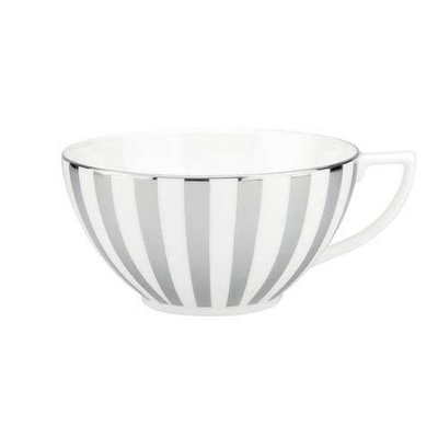 WEDGWOOD Jasper Conran Platinum Teacup Striped