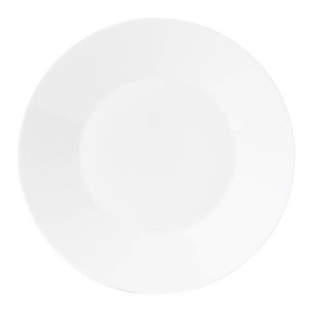 "WEDGWOOD Jasper Conran Blanc Assiette de Salade 9"""