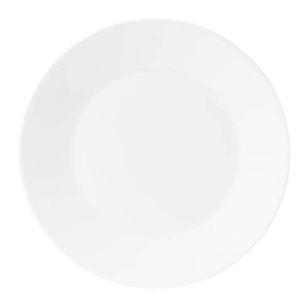 "WEDGWOOD Jasper Conran White Dinner Plate 11"""