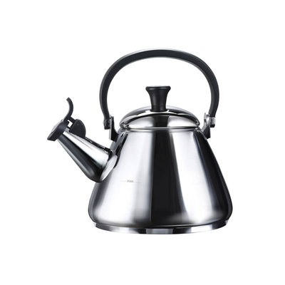 LE CREUSET Kone 1.6 L Kettle Stainless Steel