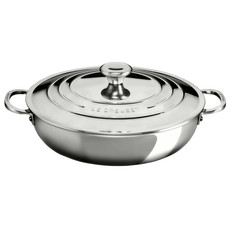 LE CREUSET Signature 4.8 L Braiser And Lid