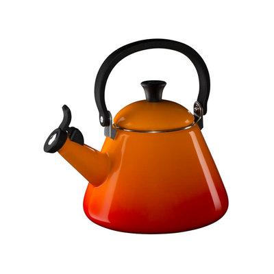 LE CREUSET Kone 1.6 L Kettle Flame