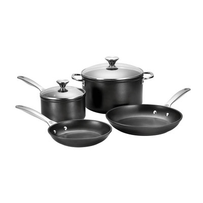 LE CREUSET Set 6 Pc Toughened Nonstick