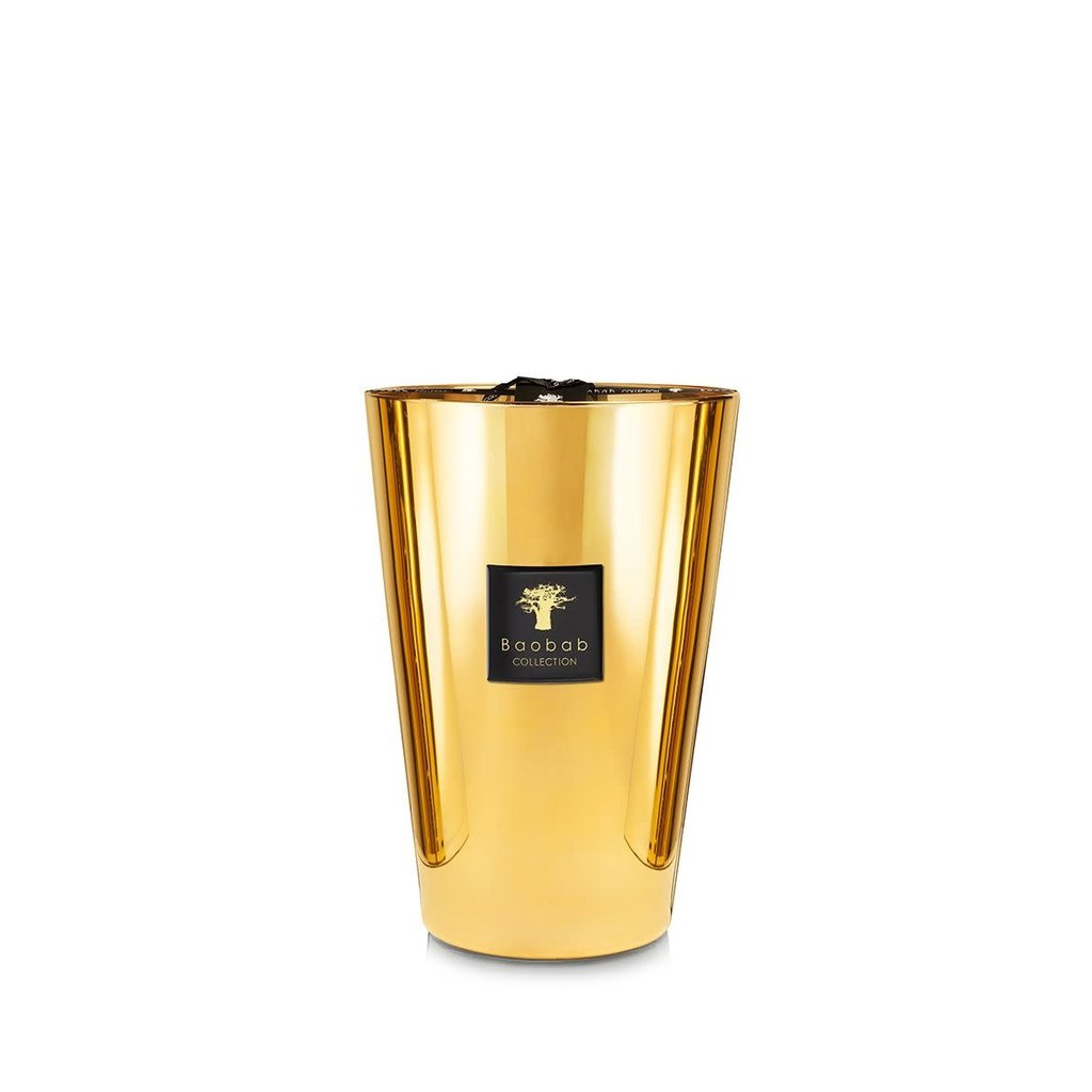Baobab COLLECTION Les Exclusives Aurum Candle Max 35