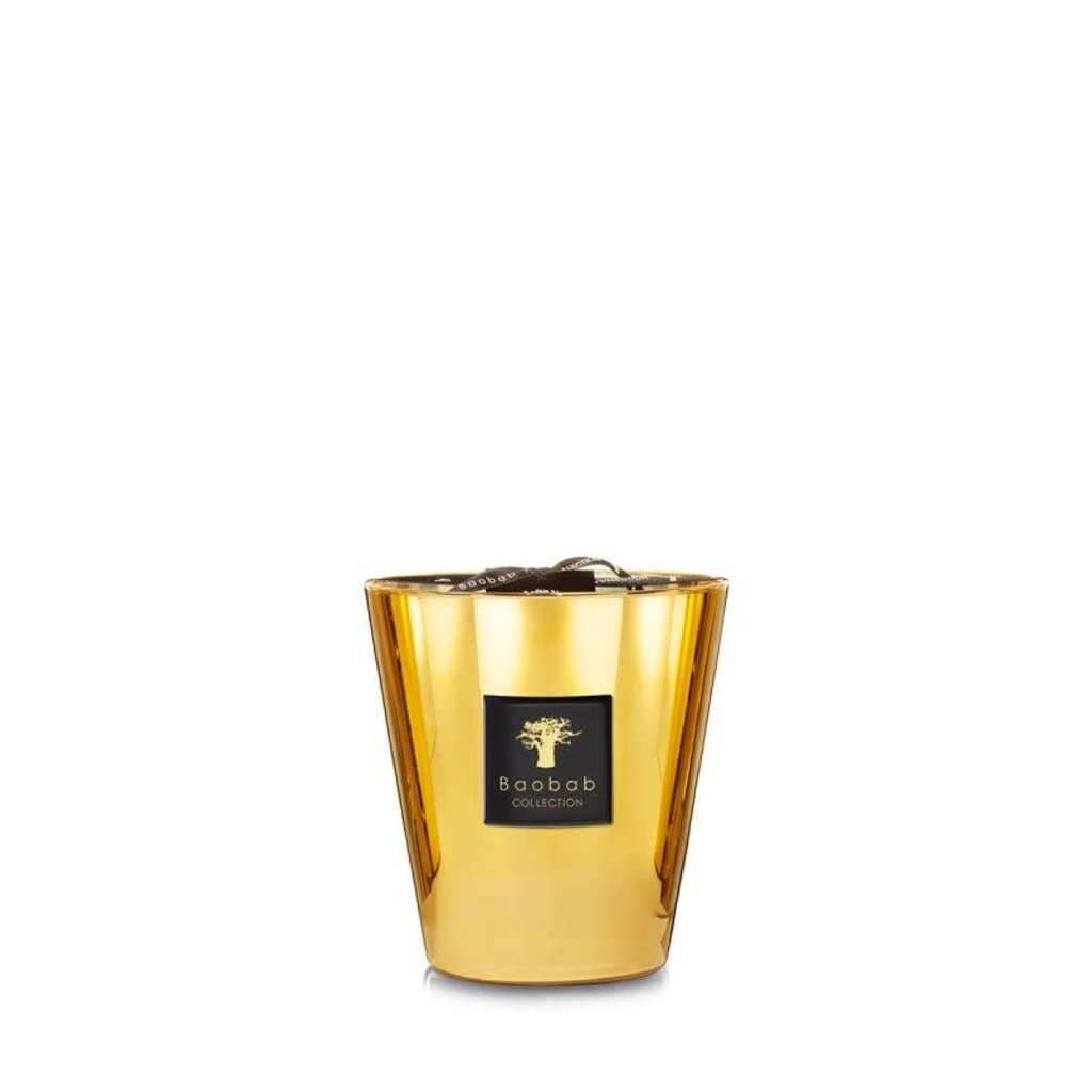 Baobab COLLECTION Les Exclusives Aurum Candle Max 16
