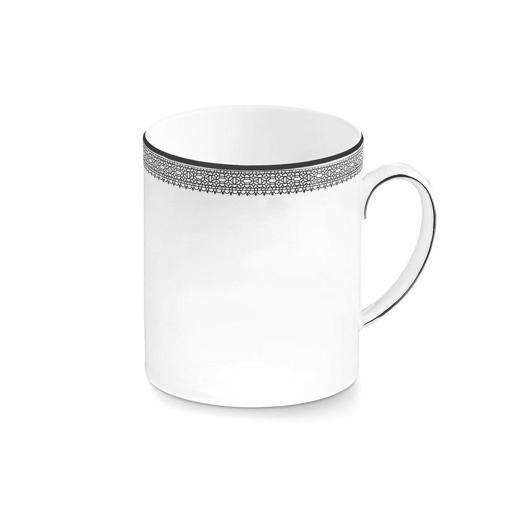 WEDGWOOD Vera Wang Vera Lace Mug 15 Oz