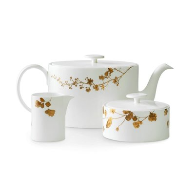 WEDGWOOD Vera Wang Vera Jardin Beverage Set