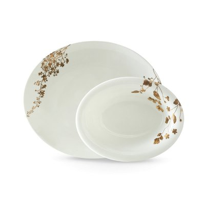 WEDGWOOD Vera Wang Vera Jardin Serving Set