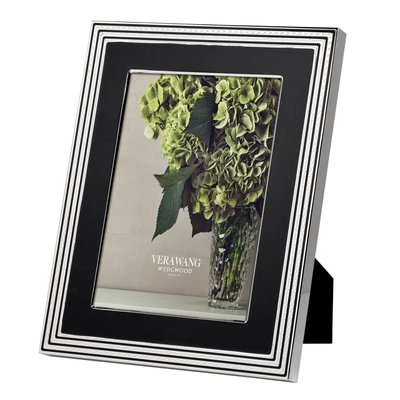 WEDGWOOD Vera Wang With Love Noir Frame 8X10""