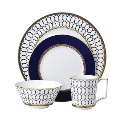 WEDGWOOD Renaissance Gold 4-Piece Place Setting