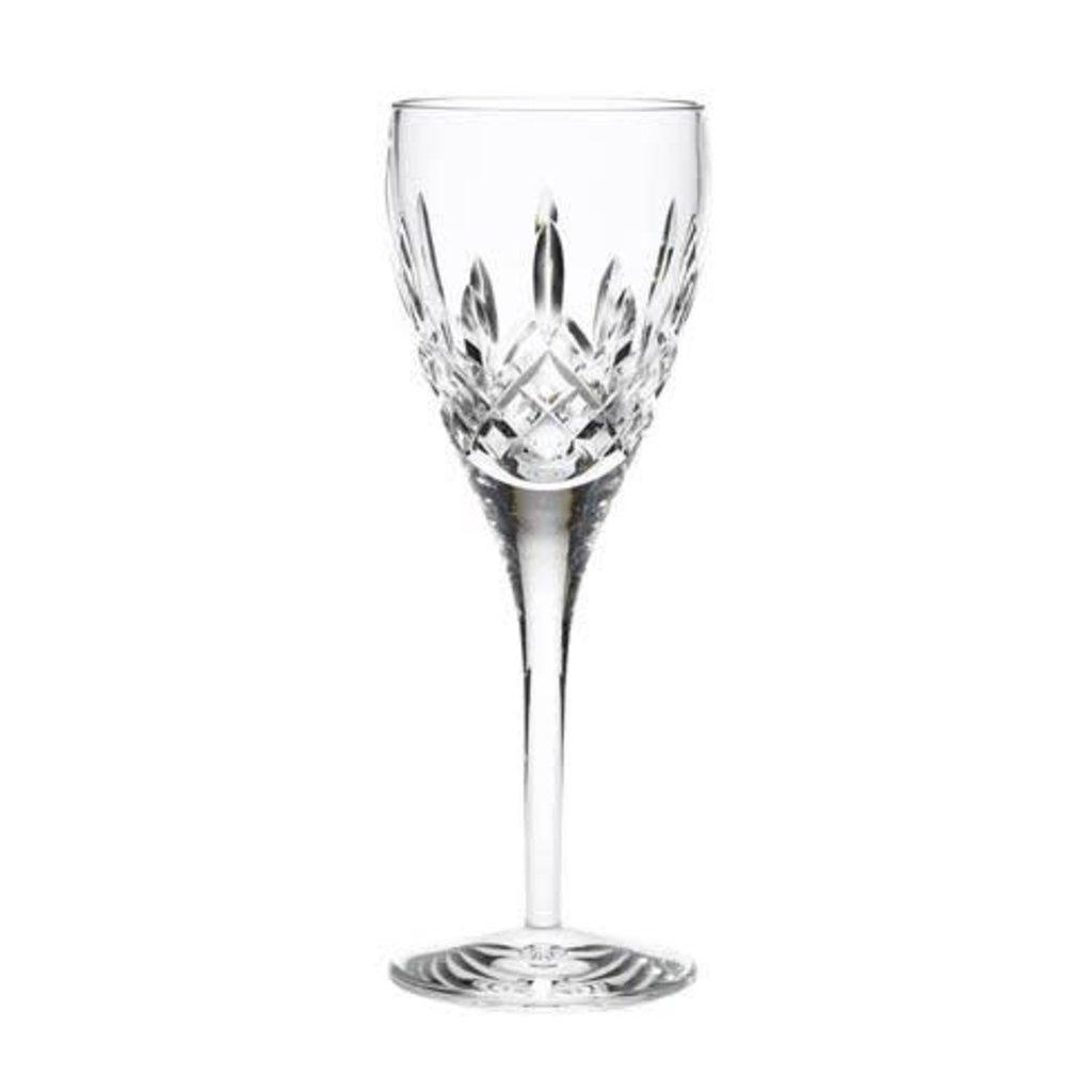 WATERFORD Lismore Nouveau White Wine 9 Oz